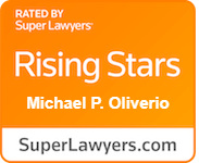 Michael Oliverio Super Lawyers Rising Stars Badge