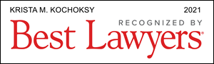Best-Lawyers Badge Krista M Kochosky