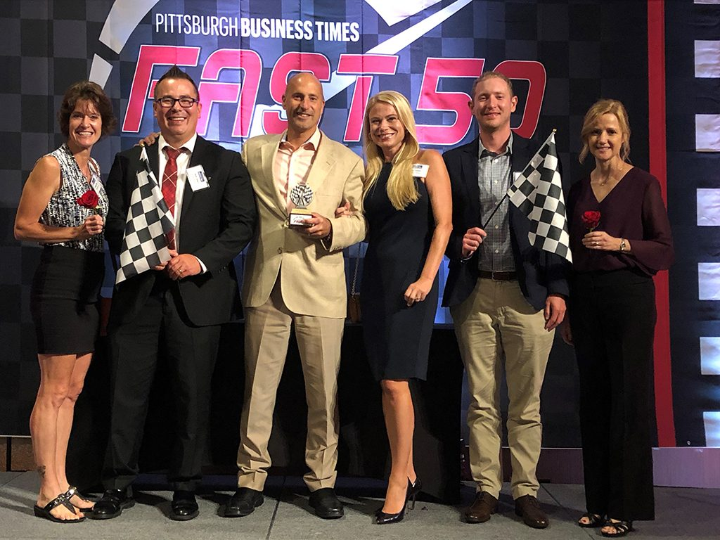 Pittsburgh Fast 50