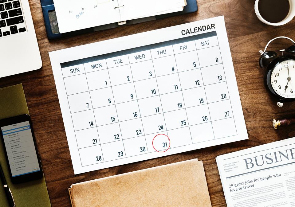 EEO1 Deadline May 31