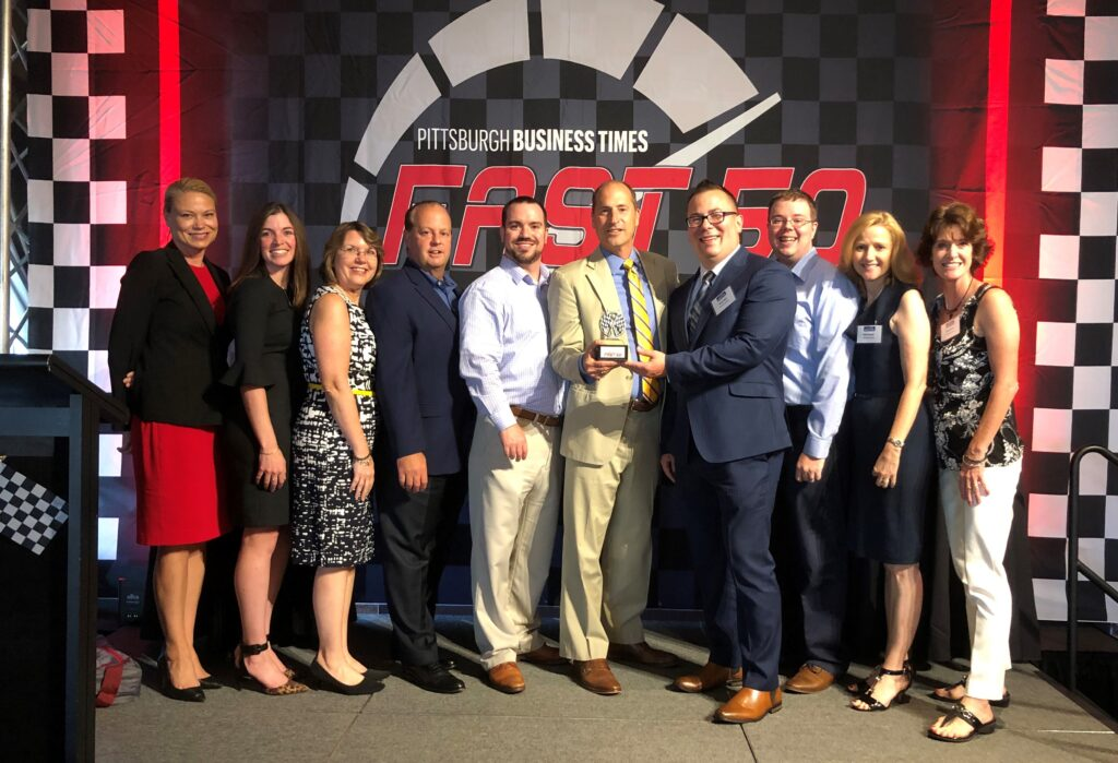 Lynch Law Pittsburgh Fast 50 2019