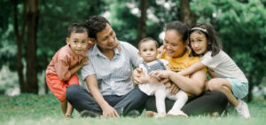 Green card holders hav the ability to petition for spouses and unmarried children to also become permanent residents in the United States