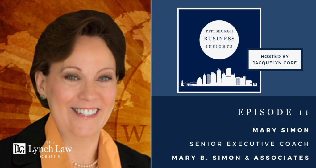 Pittsburgh Business Insights Ep 11 - Mary Simon