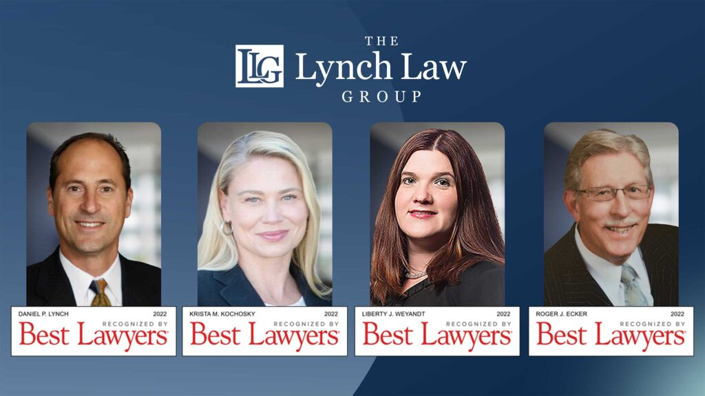 The Lynch Law Group 2022 Best Lawyers In America